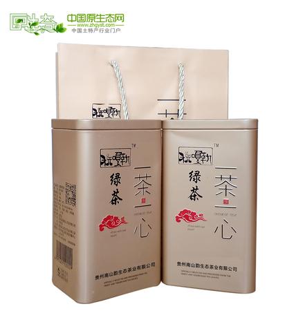 一茶一心 祝嘎勒绿茶2盒 单盒88元/150g