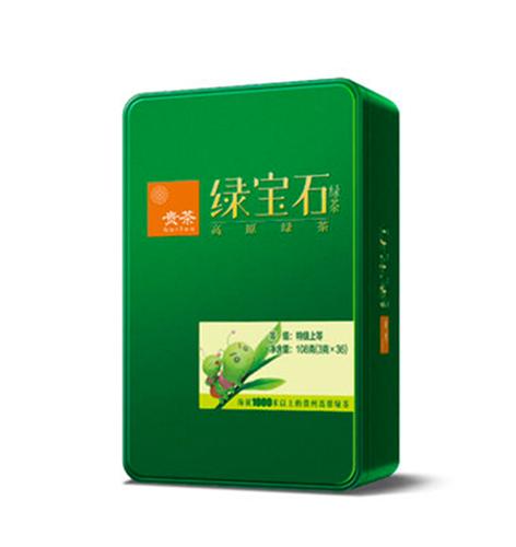 贵州 凤冈锌硒有机茶 绿宝石