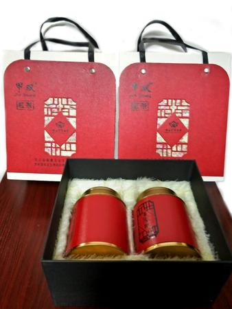 B类云雾贡茶 茶大师 红茶精装2罐装(6两)
